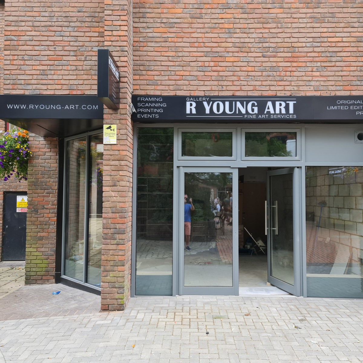 Gallery front