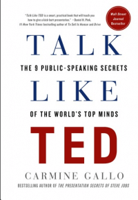 Image Talk Like TED-The 9 Public-Speaking Secrets of the World's Top Minds by Carmine Gallo