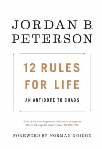 12 Rules for Life Book by Jordan Peterson-c