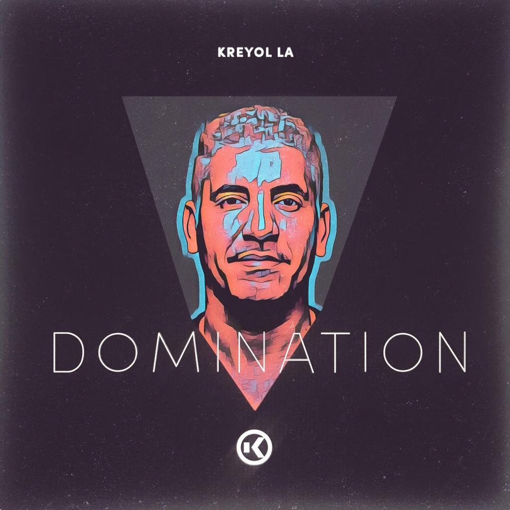 Cover de l'album Domination de Kreyol La