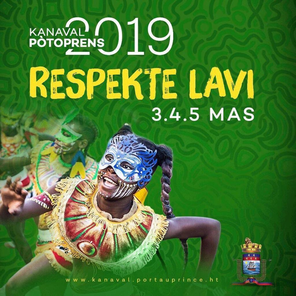 Port-au-Prince annonce son carnaval 2019