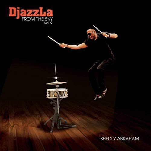 Shedly Abraham et Djazz La « From The Sky » - A person jumping up in the air - Shedly Abraham