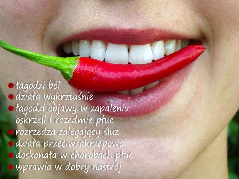 Papryczka chili – ostra z niej dama