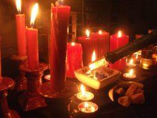 Spętanie miłosne, czarne wesele, czarna magia