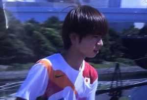 堀米雄斗がスケートボードで着用していたtシャツ