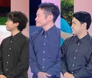 戸田康之さん、野口岳史さん、寺沢英弥さんの顔画像