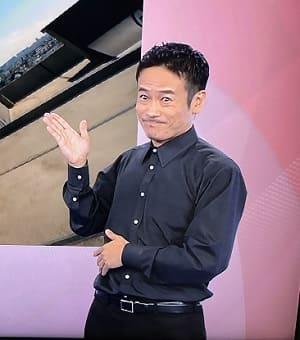 手話の人戸田康之さん