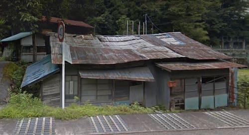 鷲野花夏さんが発見された物置小屋