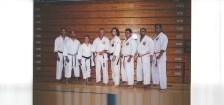 Shorinkan Camp Instructors