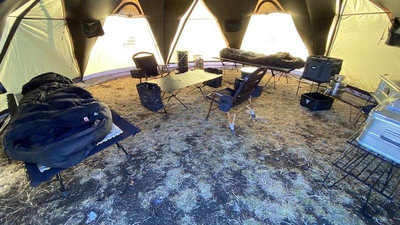 ロボテックドーム使用例
