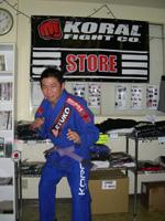 Masa Morita of Team RYUKO