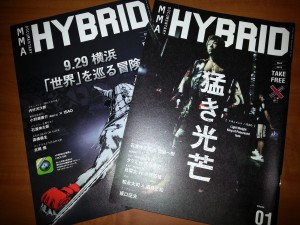 MMA Documentary HYBRID