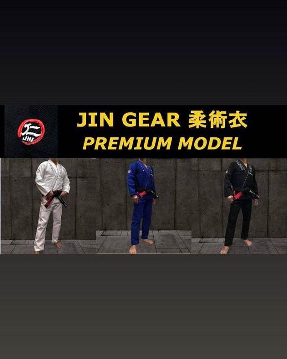 JIN GEAR 柔術衣