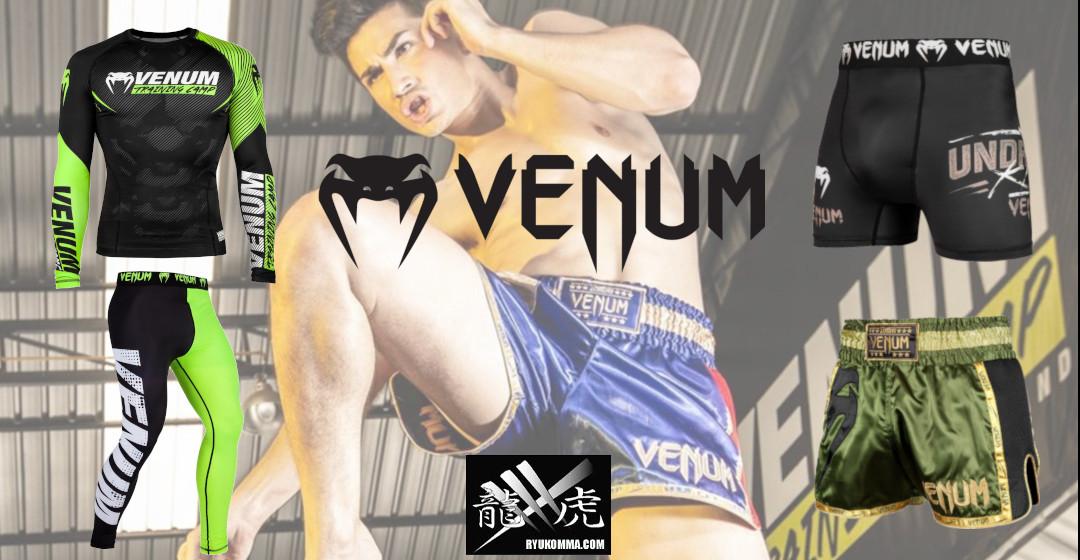 VENUM ヴェナム (ヴェノム) 龍虎MMA