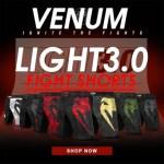 VENUM ヴェナム ファイトショーツ Light3.0 シリーズ