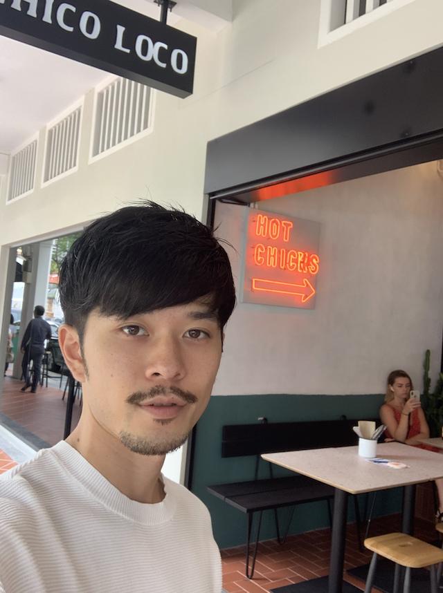 シンガポールカフェ①