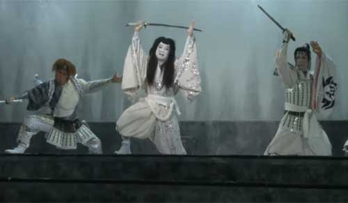 スーパー歌舞伎Ⅱ『新版 オグリ』水の演出