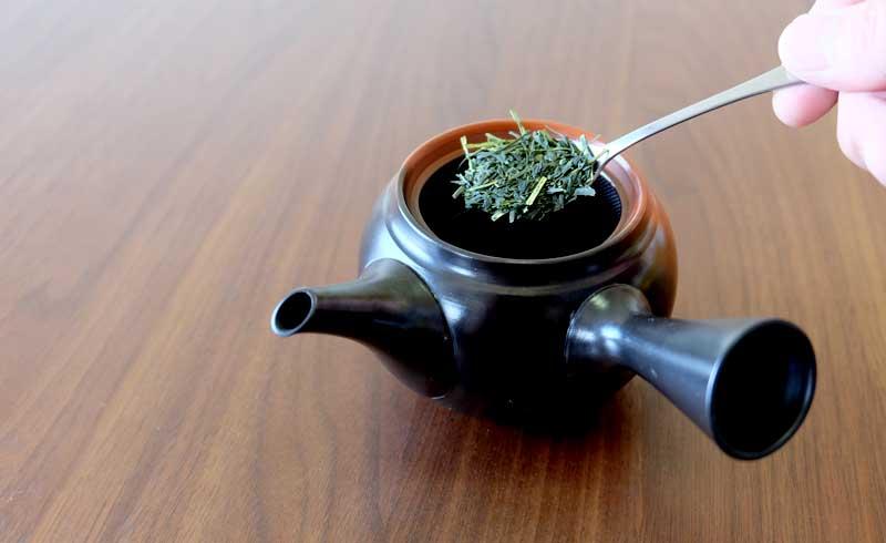 茶器の選び方