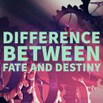 宿命と運命の違い