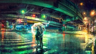 under_the_overpass_by_yuumei-daqv1tc