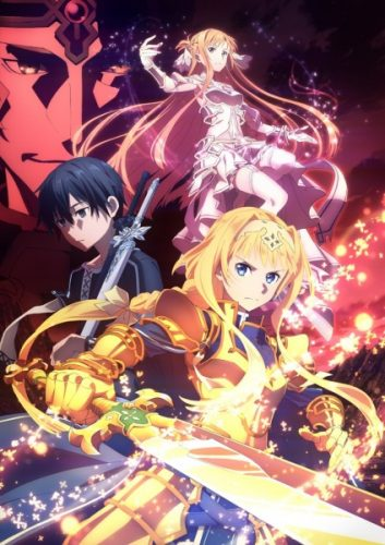 Sword Art Online Alicization War of Underworld