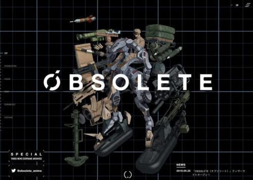 Obsolete Episode 01 06 END Subtitle Indonesia