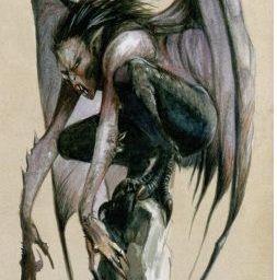 Monstruos mitológicos: Las Arpías