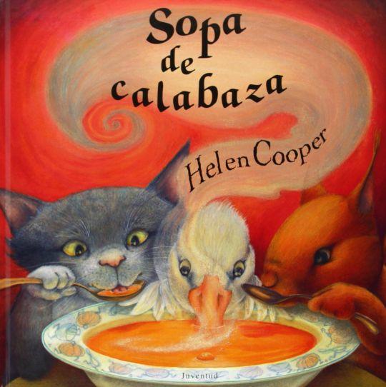 sopa calabaza