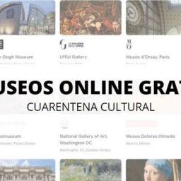 ARTE PARA NIÑOS: Una visita a los mejores museos del mundo sin salir de casa. RECURSOS ONLINE