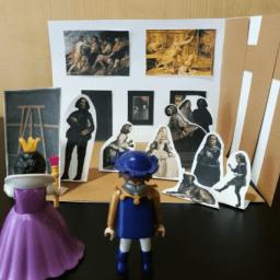 ARTE PARA NIÑOS: Las Meninas de Velázquez al alcance de todos los niños