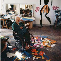Arte en familia desde el salón de tu casa: Hoy pintamos con tijeras