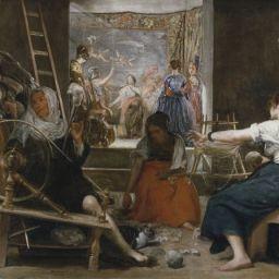Arte en familia: Las Hilanderas de Velázquez