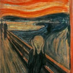 Arte en familia desde el salón: El grito de Edvard Munch