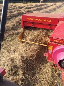 New Holland Hay Cutter