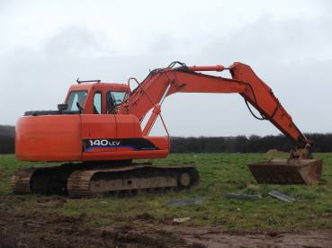 RZT LTD Digger Equipment Cornwall