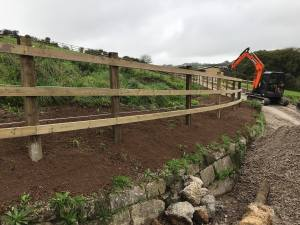 RZT LTD Fencing and Landscaping Cornwall