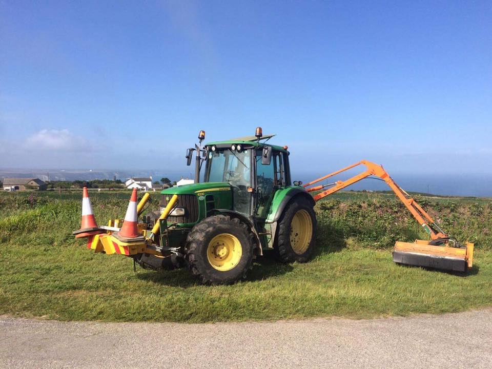 Cornish Hedge Trimming RZT LTD