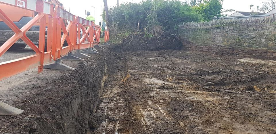 Hayle Garden Rip Out
