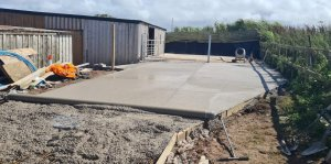 Concrete Installation by RZT Ltd Contractors (1)