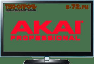 Ремонт телевизора AKAI