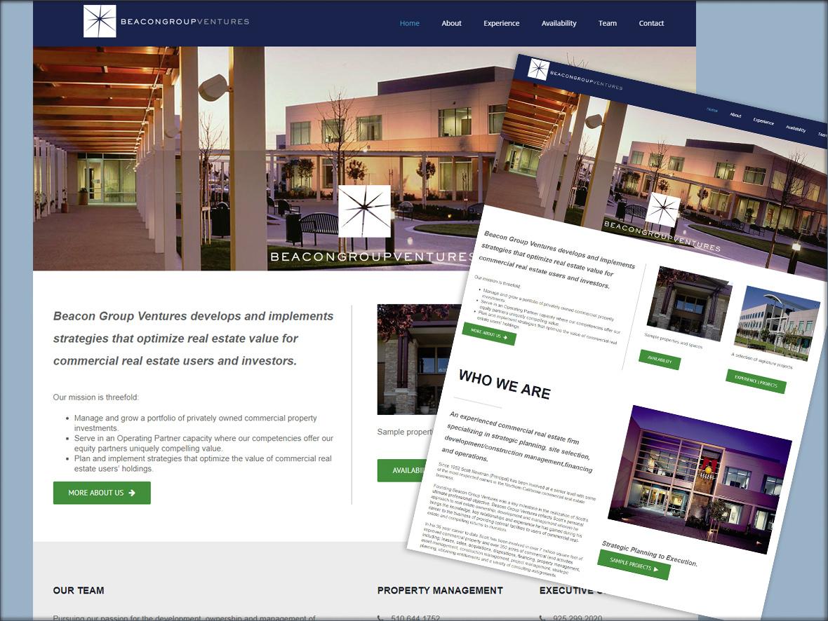 Small Business Website Development Bay Area