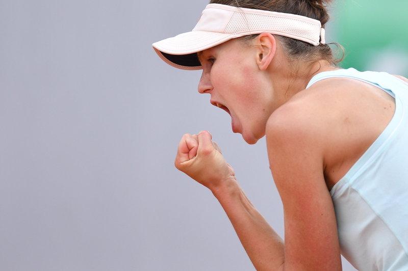 Вероника Кудерметова: «В теннисе приходится быть эгоистом. Это норма для профессионального спорта»