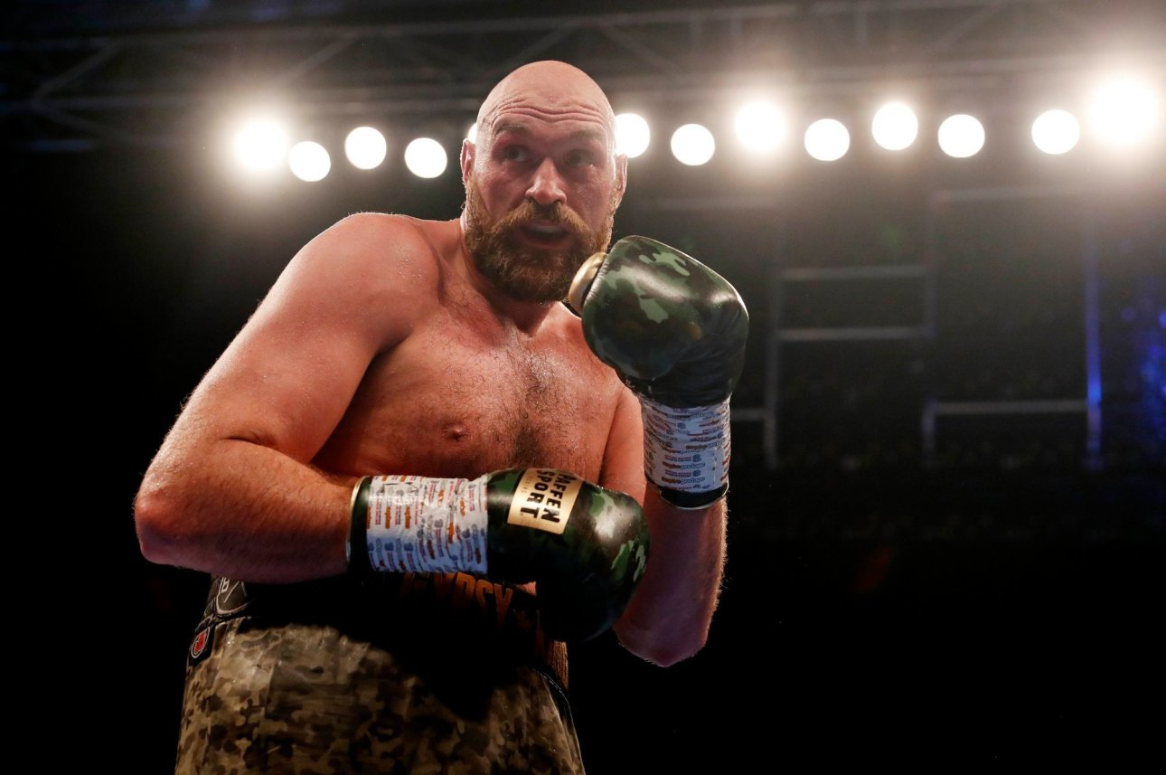 Tyson Fury gave prediction for Conor McGregor vs Dustin Poirier trilogy fight at UFC 264