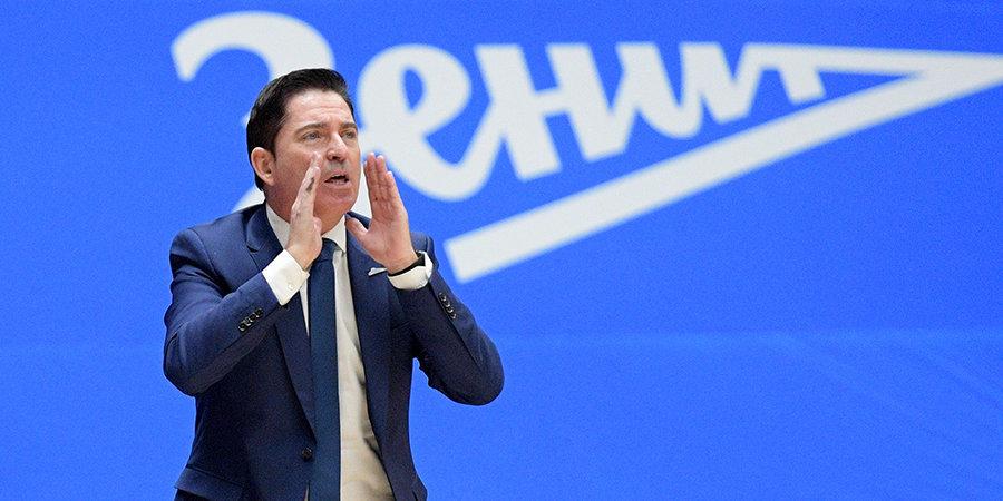 «Кто-то сомневался?» «Зенит» объявил о продлении контракта с Паскуалем