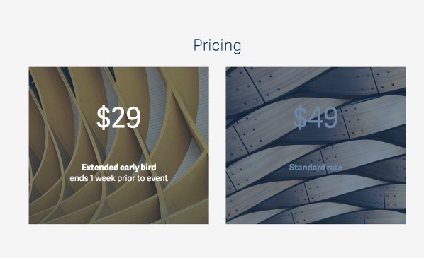 Sage sessions pricing