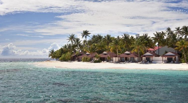 Виллы на острове Тудуфуши