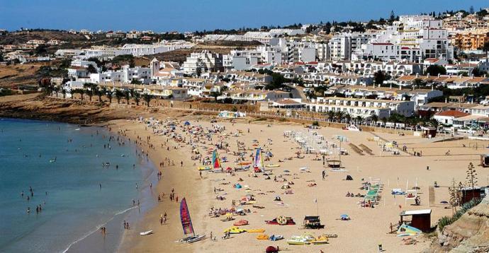 praia da luz portugal