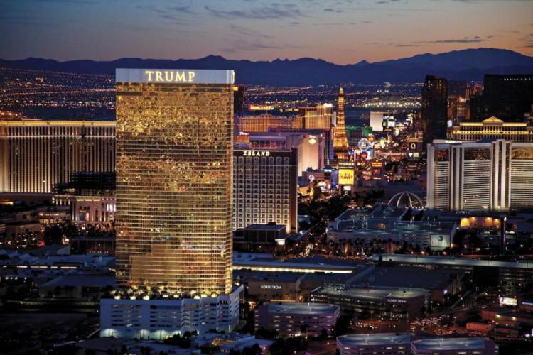 Отели Лас-Вегаса Трамп