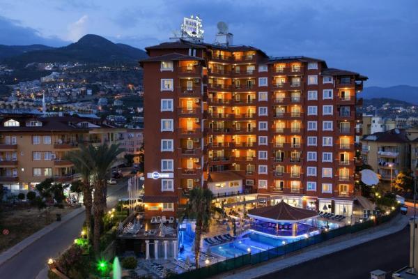 Villa Moonflower Aparts & Suites, Alanya, Turkey - Booking.com
