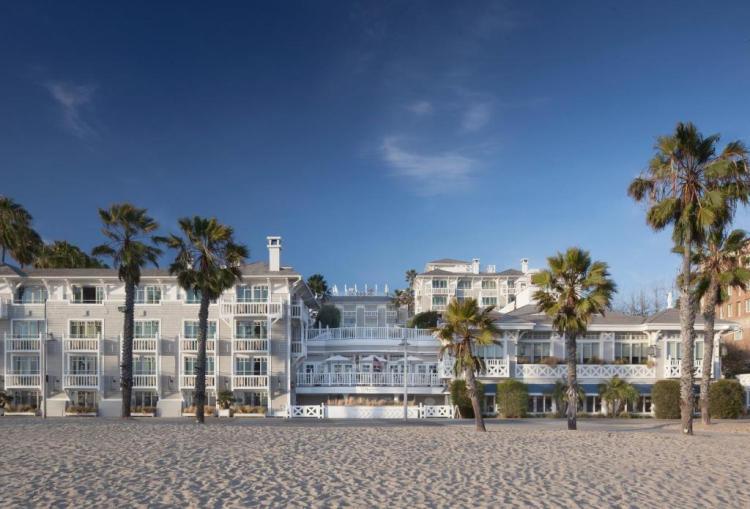 Отель Шатерс 5 звезд (Shutters on the Beach, Санта-Моника)